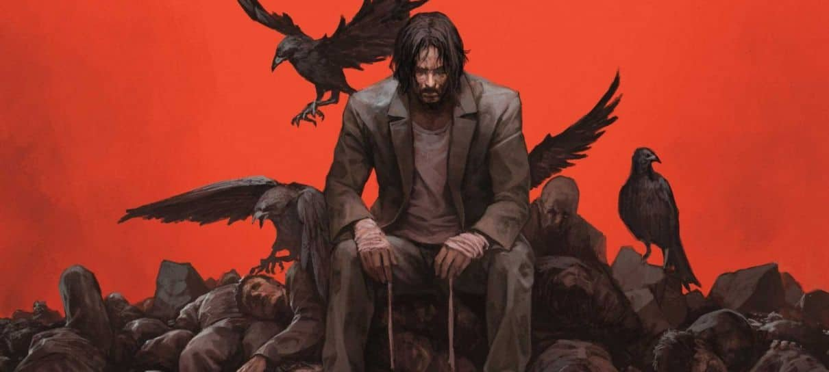 BRZRKR, HQ de Keanu Reeves, vai ganhar adaptação cinematográfica e anime