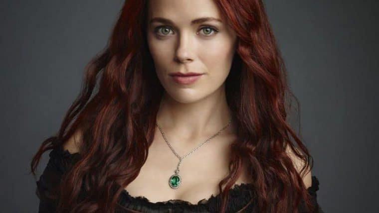 Katia Winter, de Dexter, entra para o elenco da terceira temporada de The Boys