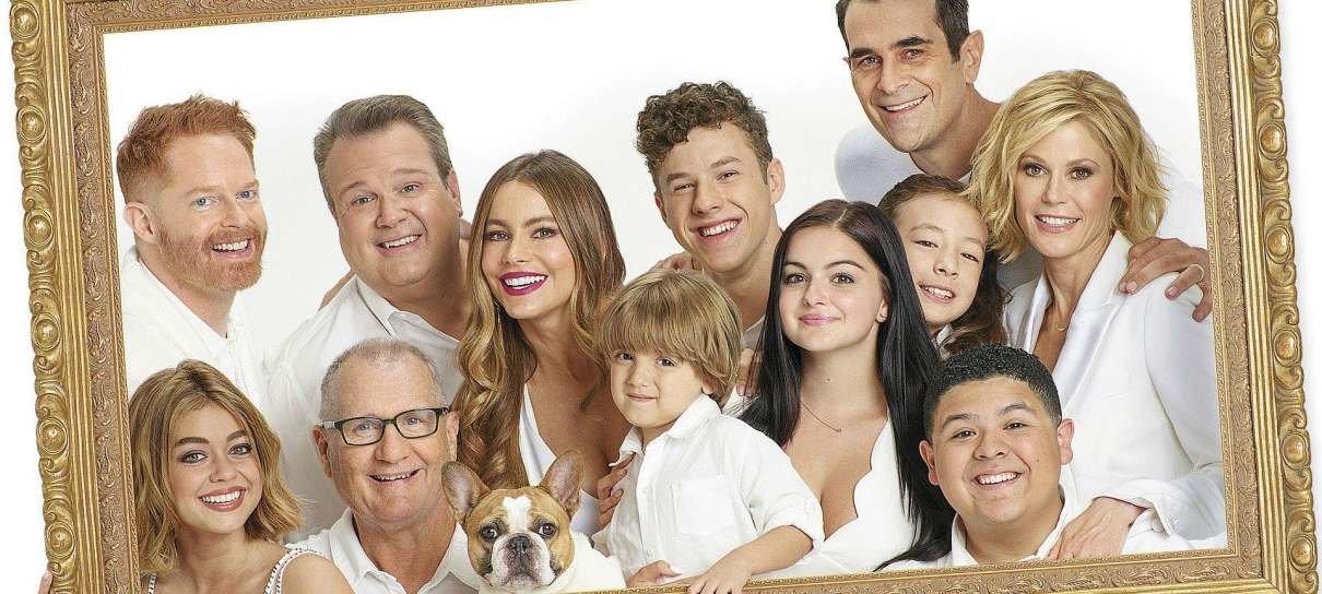 Temporada final de Modern Family está disponível na Netflix