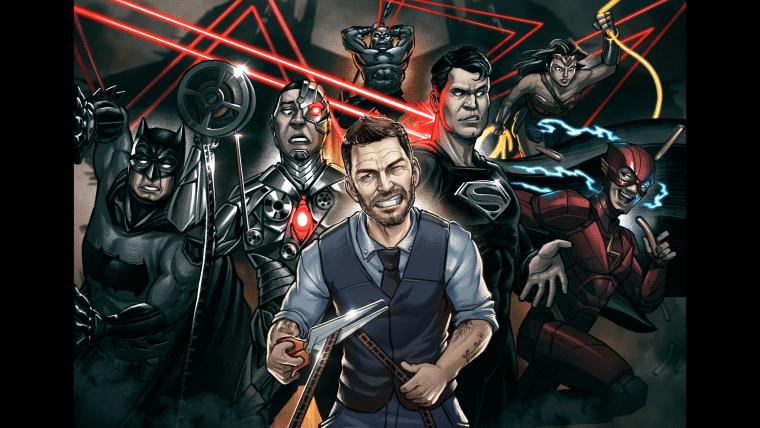 Liga da Justiça SnyderCut: O Não corte de Zack Snyder