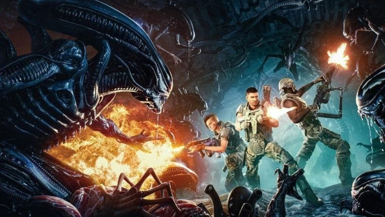 Aliens: Fireteam, novo jogo cooperativo da franquia, é anunciado com trailer