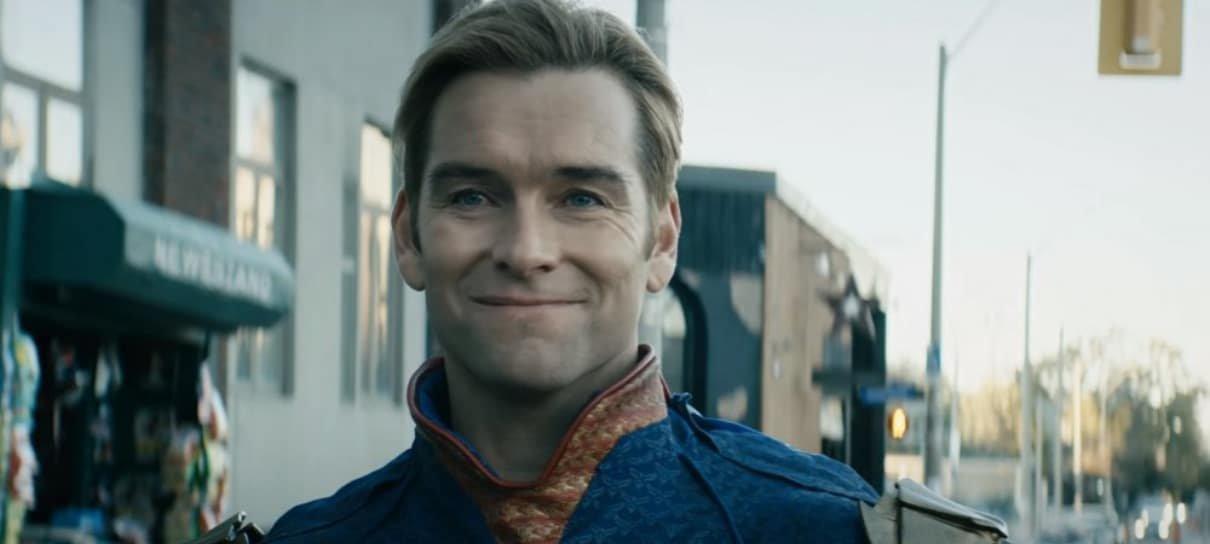 Antony Starr, o Capitão Pátria de The Boys, também elogiou o Snyder Cut