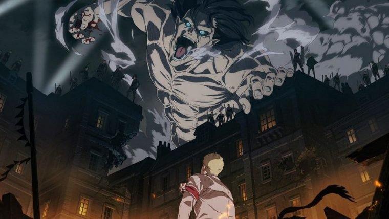 Temporada final de Attack on Titan terá parte 2