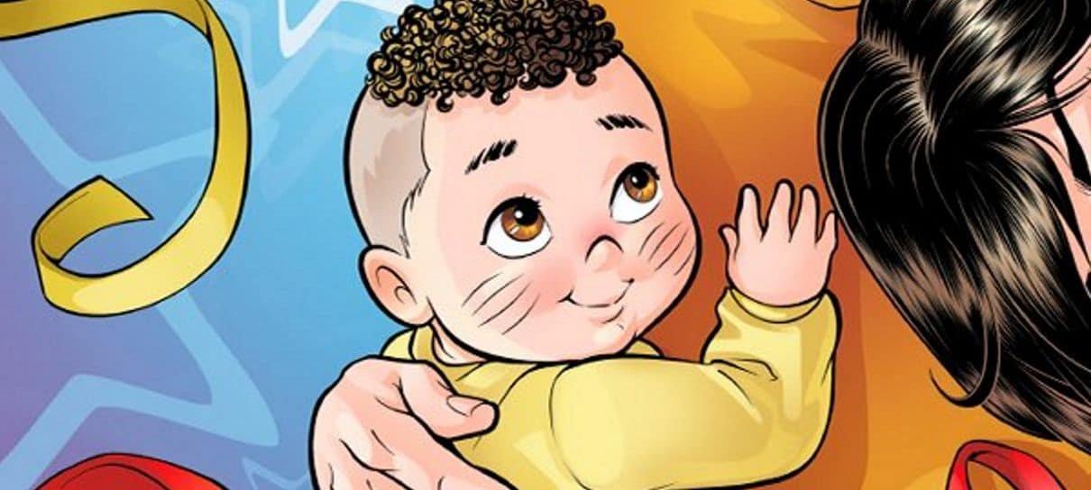 Capa da nova edição de Turma da Mônica Jovem destaca filho do Cascão mais uma vez