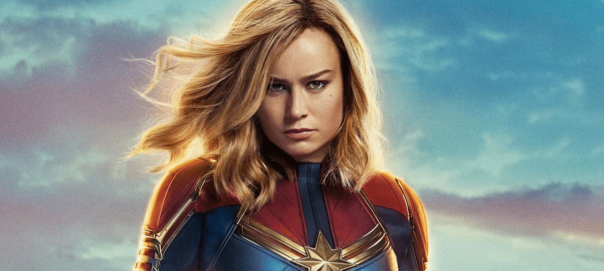 Gravações de Capitã Marvel 2 começam em maio [Atualizado]