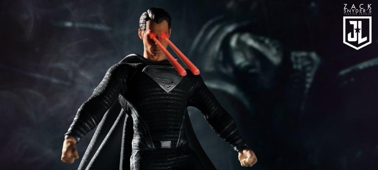 Batman, Flash e Superman do Snyder Cut ganham colecionáveis