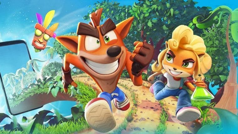 Crash Bandicoot: On The Run ganha novo trailer