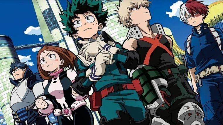 Crunchyroll anuncia MHA, Tokyo Revengers e mais 14 animes para temporada de primavera
