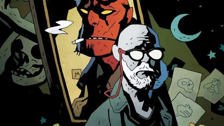 Documentário sobre criador de Hellboy está em desenvolvimento