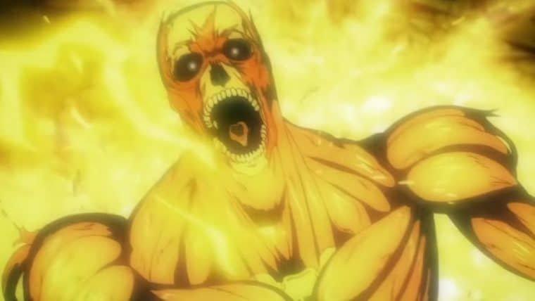 Episódios finais do anime de Attack on Titan ganham trailer de arrepiar