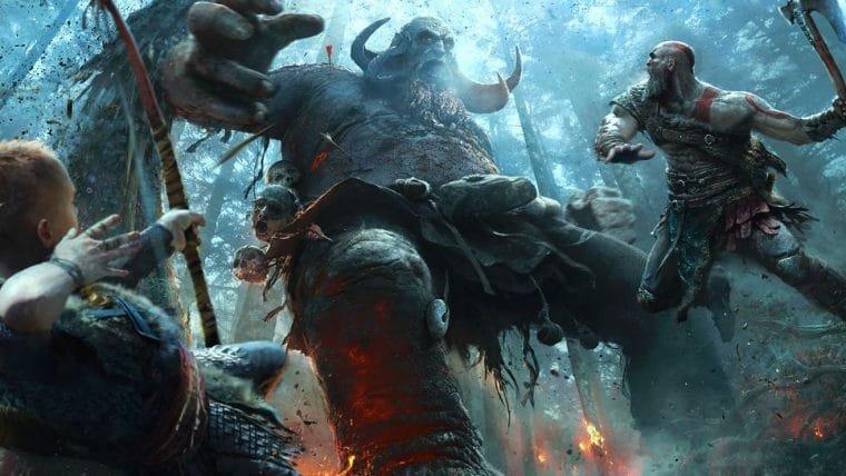 Estúdio de God of War trabalha em jogo ainda não anunciado
