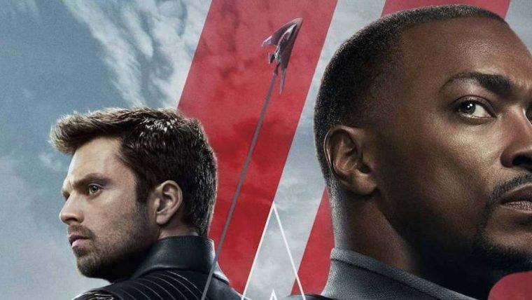 Falcão e o Soldado Invernal ganha duas cenas inéditas que mostram a tensão entre os dois