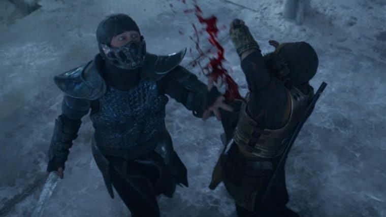 Filme de Mortal Kombat tem