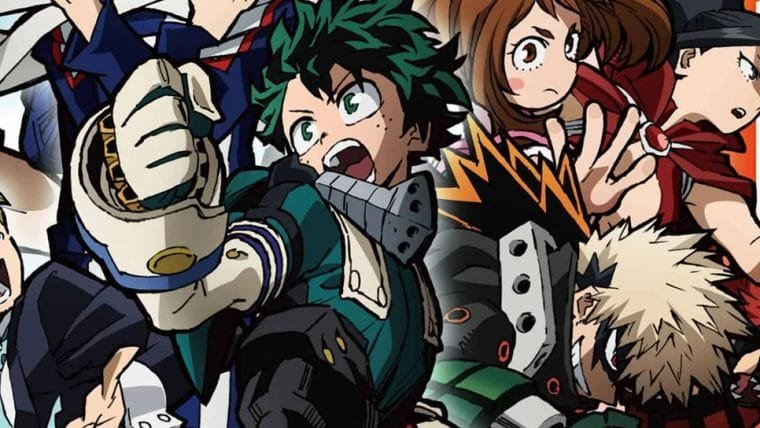 Funimation anuncia animes da temporada de primavera