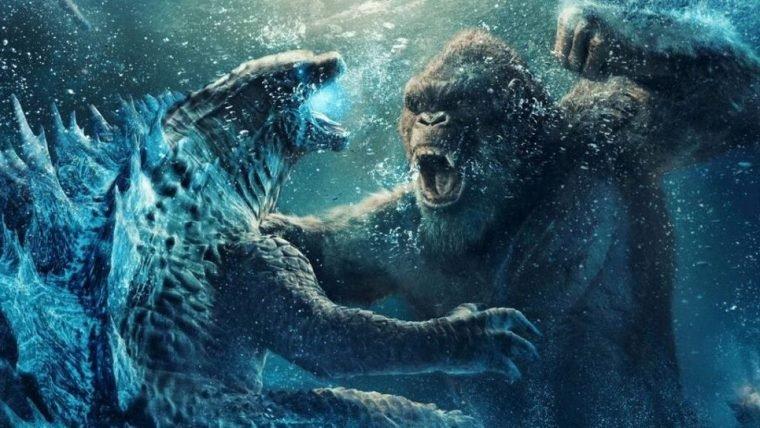 Godzilla vs Kong tem estreia adiada no Brasil