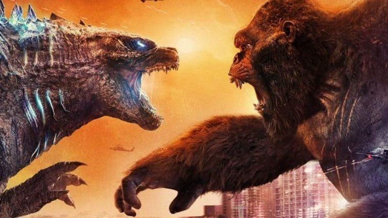 Godzilla vs Kong | Gigantes partem para a porrada em trailer chinês