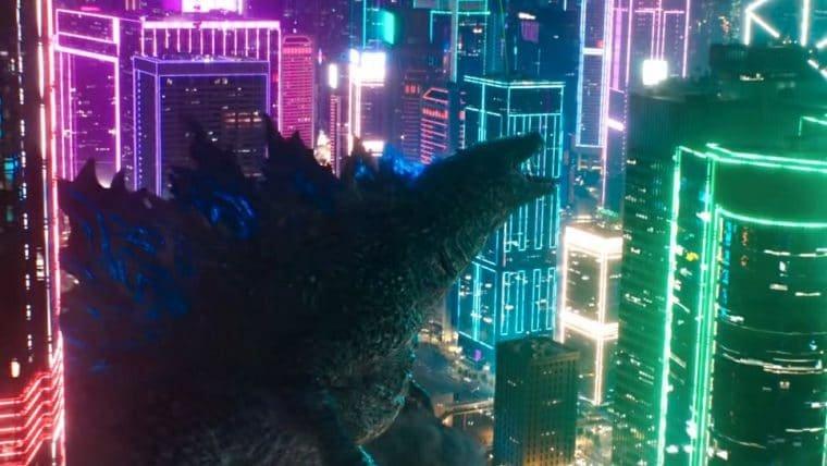 Novos teasers de Godzilla vs Kong trazem muita destruição