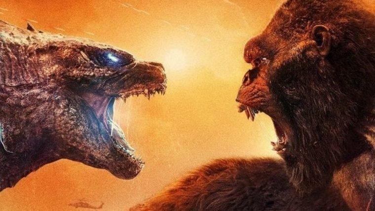 Novo vídeo de Godzilla vs Kong mostra quem está no time de cada um dos monstros