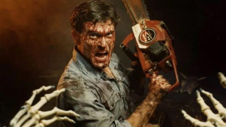 Gravações do próximo filme de Evil Dead começam ainda em 2021