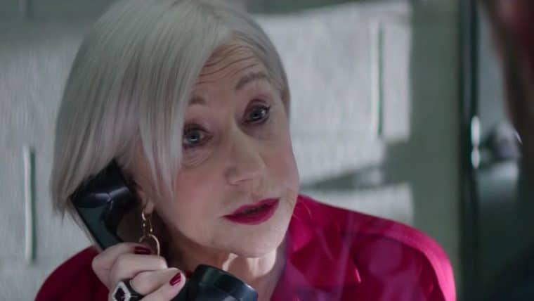Helen Mirren será a vilã de Shazam! Fury of the Gods