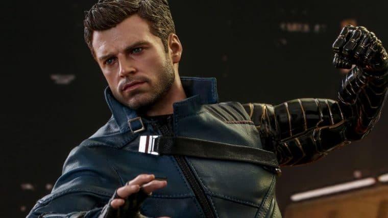 Hot Toys anuncia nova action figure de Soldado Invernal