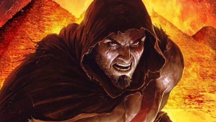 HQ de God of War indica presença de deuses egípcios no universo da franquia
