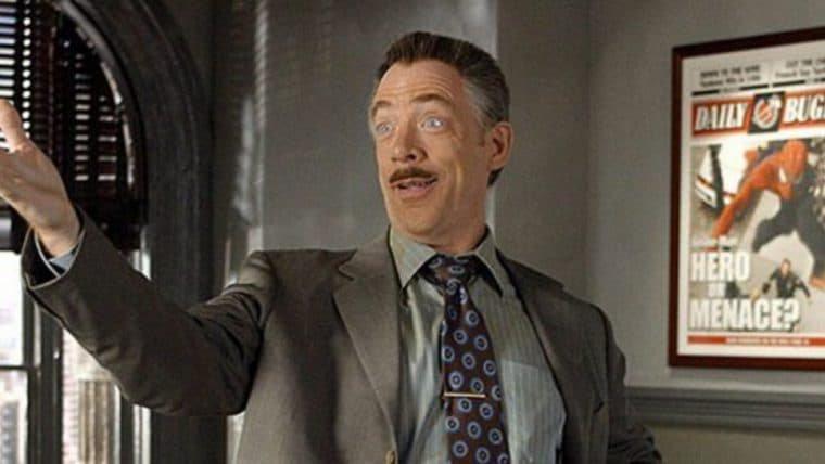 J.K. Simmons fala da possibilidade de aparecer em Homem-Aranha 3 como J. Jonah Jameson