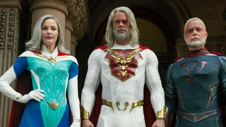 O Legado de Júpiter ganha novo teaser e apresenta os super-heróis da série; assista