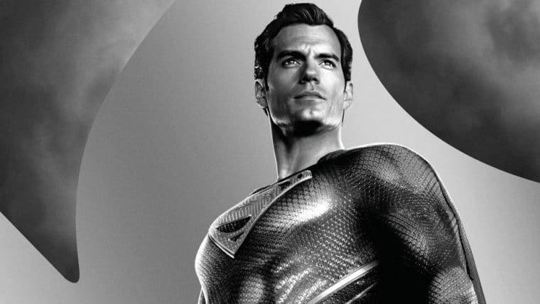 Liga da Justiça | Superman aparece com uniforme preto em teaser do Snyder Cut