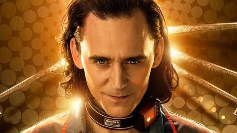 Loki ganha primeiro pôster oficial