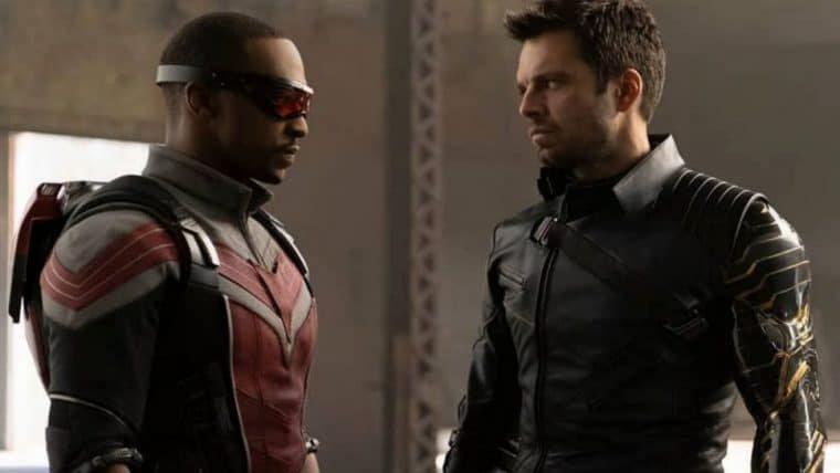 Marvel não planeja uma segunda temporada para Falcão e o Soldado Invernal