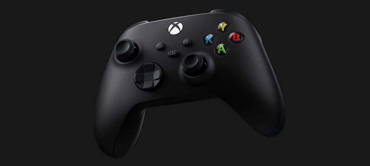 Microsoft já trabalha em solução para problema com botões do controle de Xbox Series