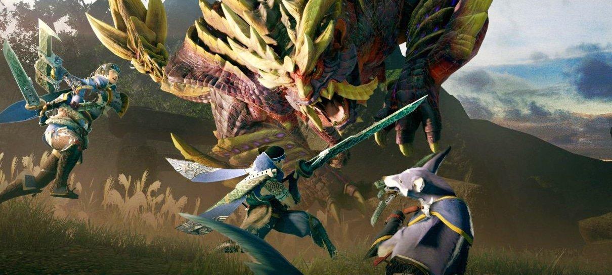 Monster Hunter Rise   Review