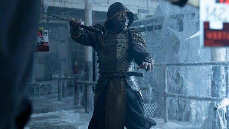 Mortal Kombat | Fotos dos bastidores do live-action mostram Sub-Zero, Scorpion e mais