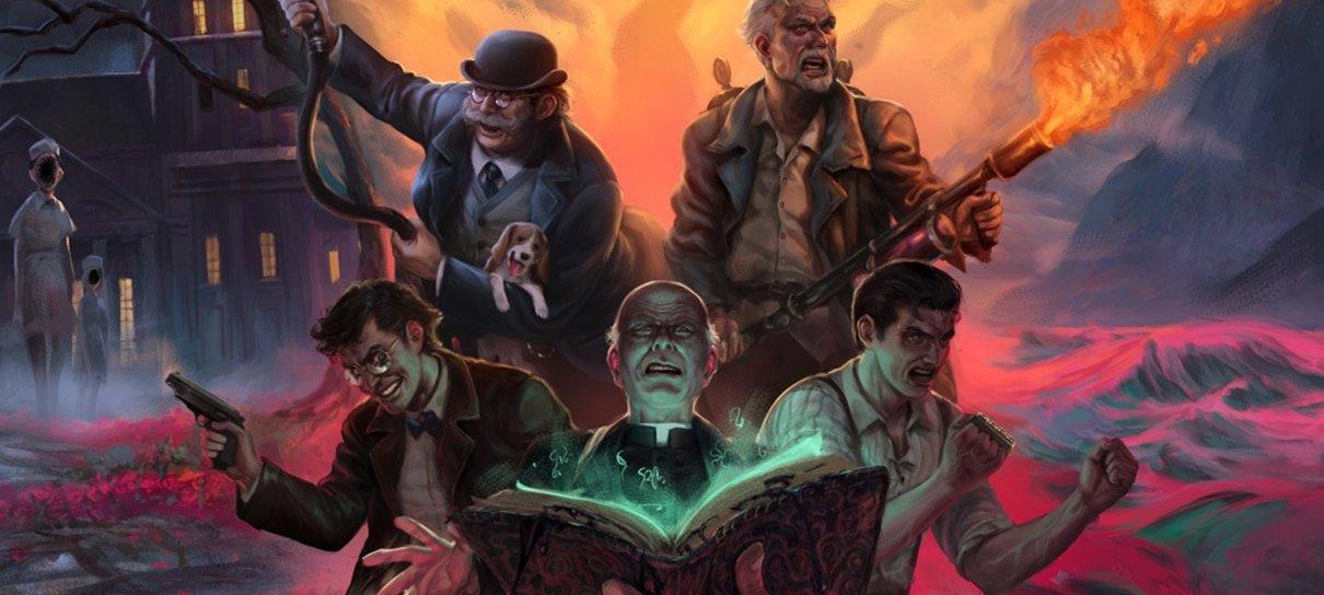 Resumão da campanha Nerdcast RPG: Coleção Cthulhu, que se tornou a maior da América Latina