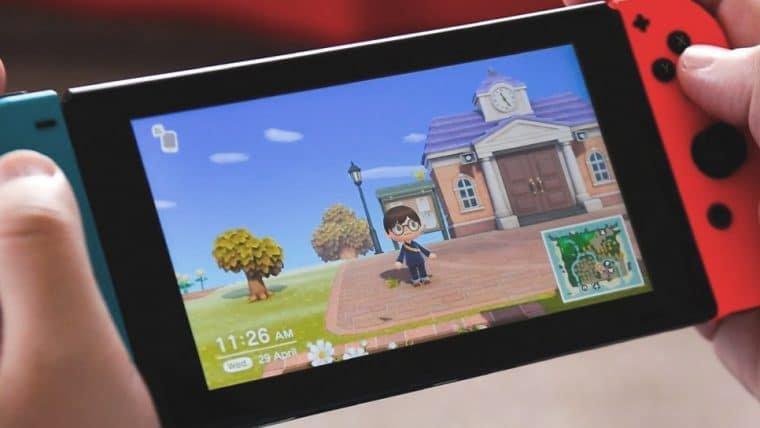 Suposta nova versão do Nintendo Switch tem tela maior e suporte a 4K, diz site