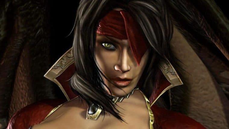 Nitara aparece em nova imagem do filme live-action de Mortal Kombat