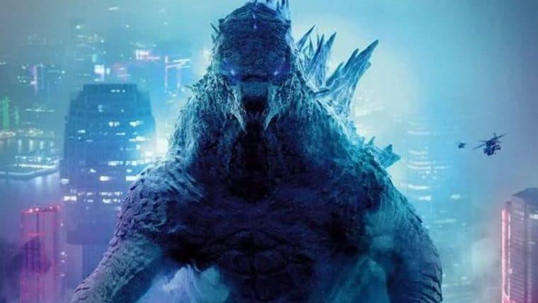 Novos pôsteres chineses de Godzilla vs Kong destacam os gigantes