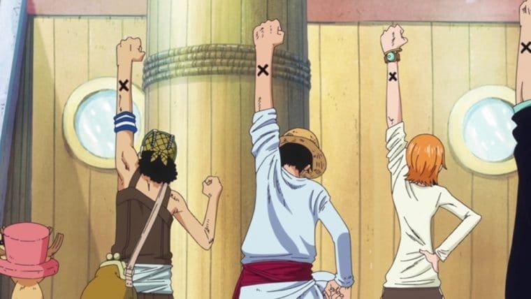 One Piece | Episódios de Alabasta chegam à Netflix