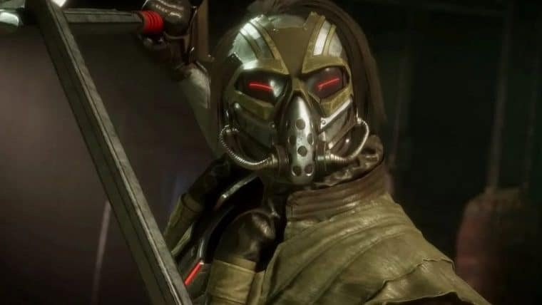 Pôster de Mortal Kombat confirma presença do Kabal no filme live-action
