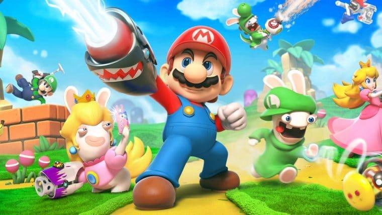 Nintendo Switch começa promoção de jogos com até 89% de desconto