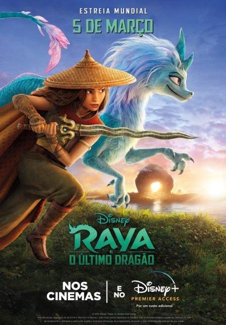 Raya e o Último Dragão | Crítica