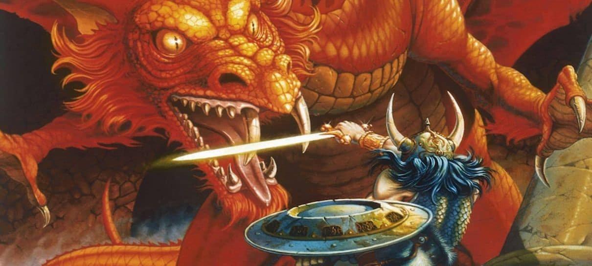 RPG de mundo aberto baseado em Dungeons & Dragons está sendo desenvolvido