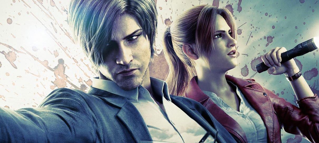 Série animada de Resident Evil da Netflix terá atores do remake de Resident Evil 2