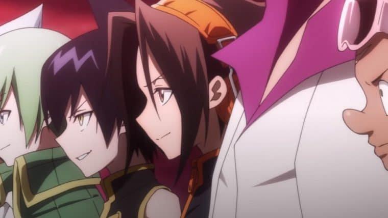 Abertura do novo anime de Shaman King é publicada
