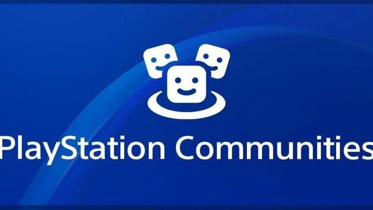 Sistema de comunidades do Playstation 4 será desativado em abril