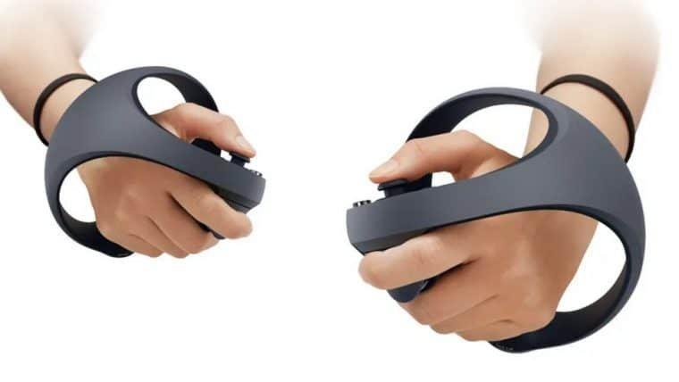 Sony revela visual do controle do novo PS VR de PlayStation 5