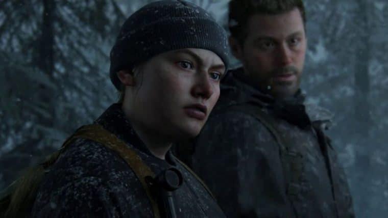 The Last of Us Part II | Diretor explica por que Abby usou um taco de golfe NAQUELA cena