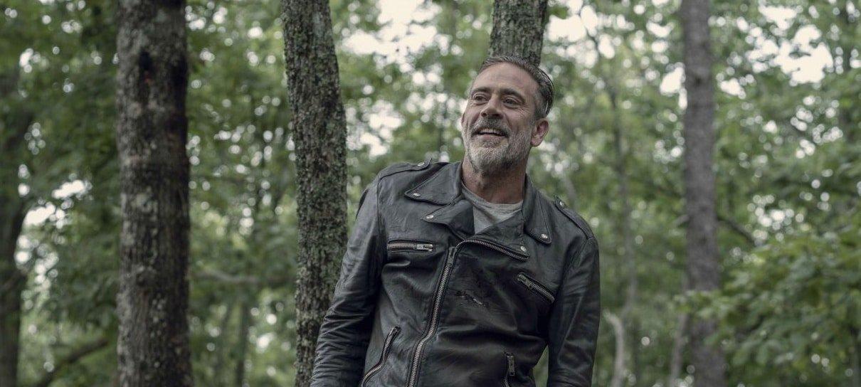 Anúncio do fim de The Walking Dead foi uma surpresa para todos, diz Jeffrey Dean Morgan