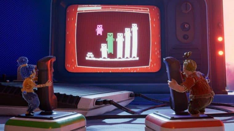 Trailer de It Takes Two destaca gameplay ao som de Fleetwood Mac